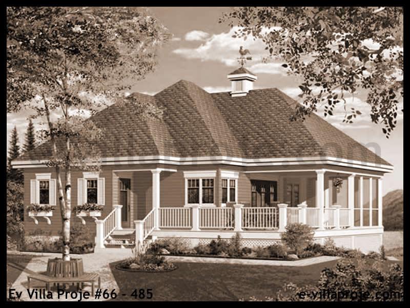 Ev Villa Proje #66 – 485
