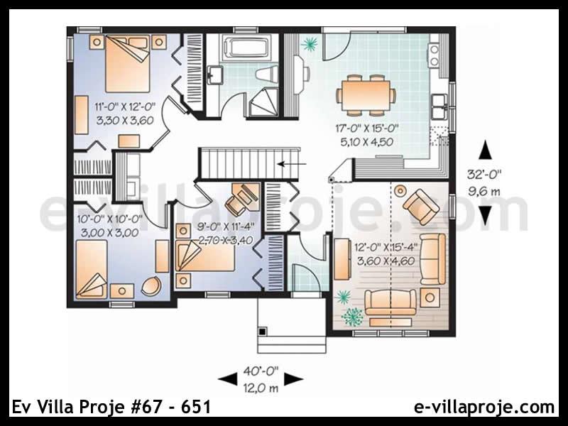 Ev Villa Proje #67 – 651
