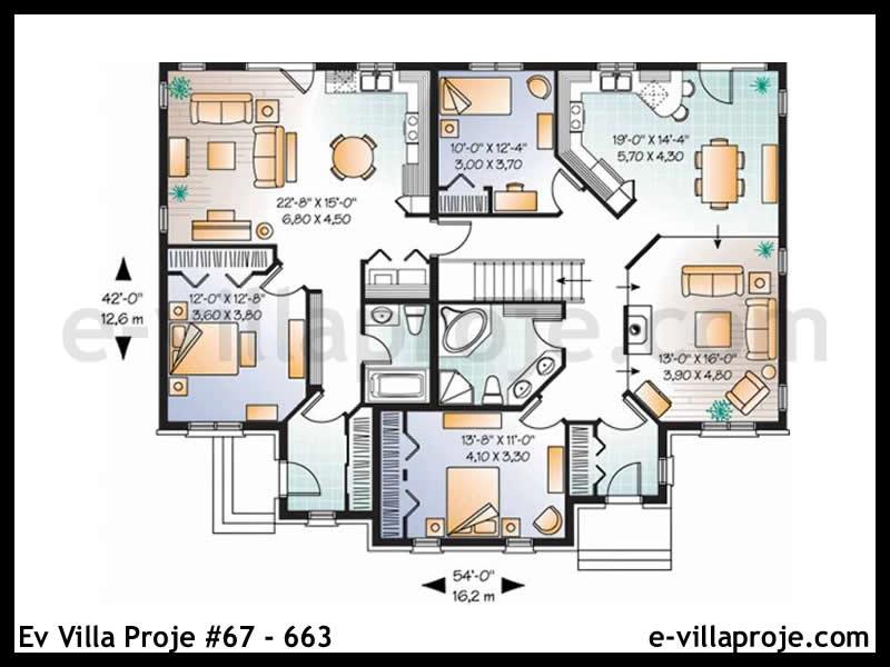 Ev Villa Proje #67 – 663