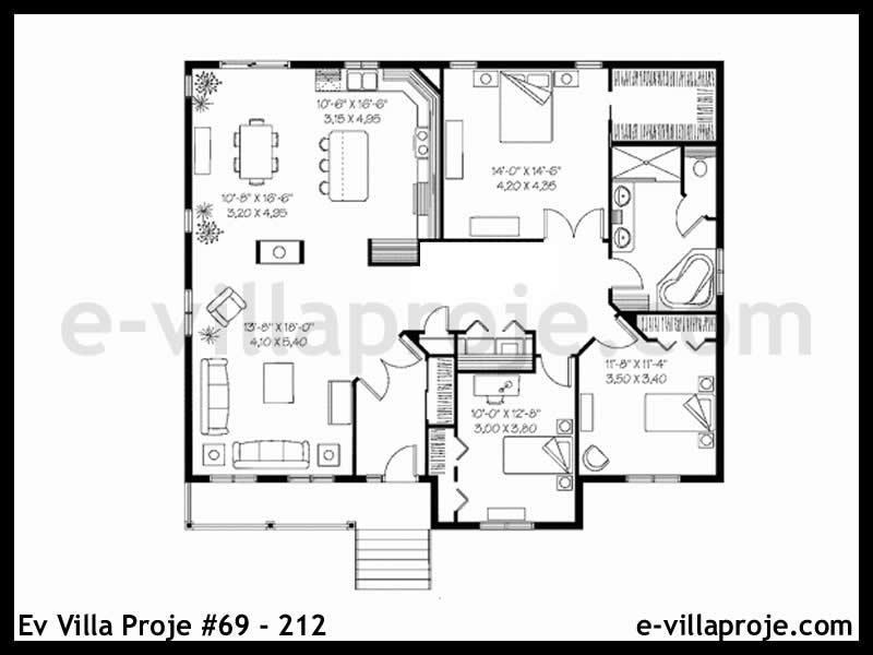 Ev Villa Proje #69 – 212