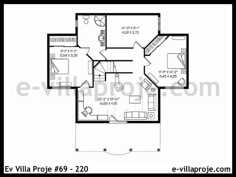 Ev Villa Proje #69 – 220