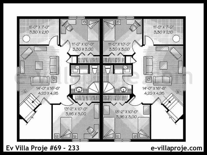 Ev Villa Proje #69 – 233