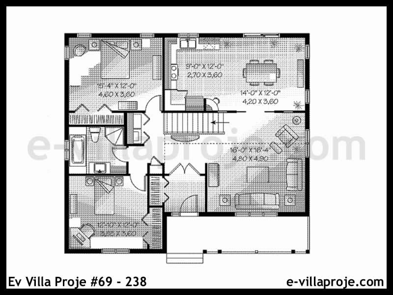 Ev Villa Proje #69 – 238
