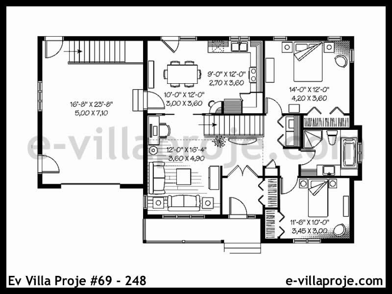 Ev Villa Proje #69 – 248
