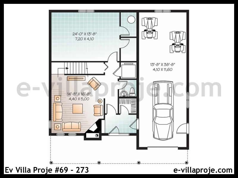 Ev Villa Proje #69 – 273