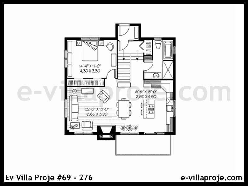Ev Villa Proje #69 – 276