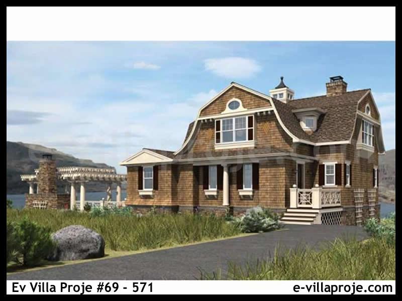 Ev Villa Proje #69 – 571