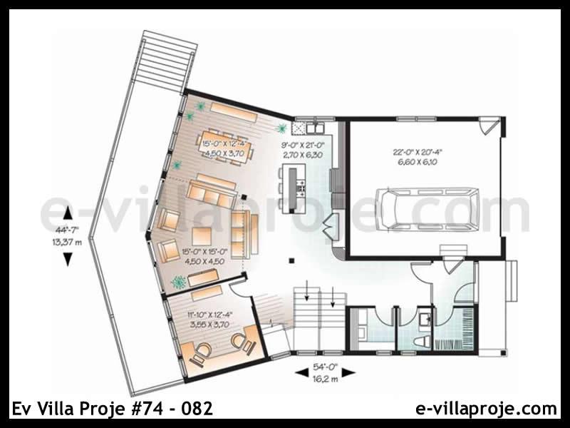 Ev Villa Proje #74 – 082