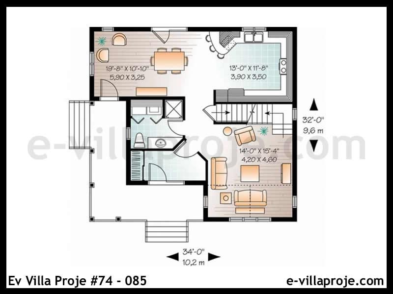 Ev Villa Proje #74 – 085