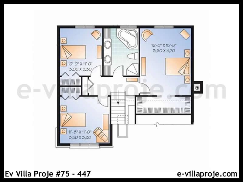 Ev Villa Proje #75 – 447