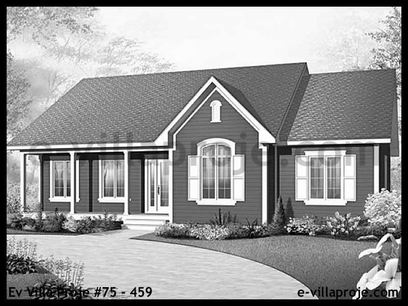 Ev Villa Proje #75 – 459