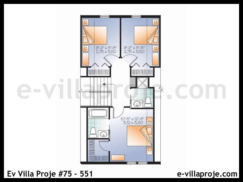 Ev Villa Proje #75 – 551