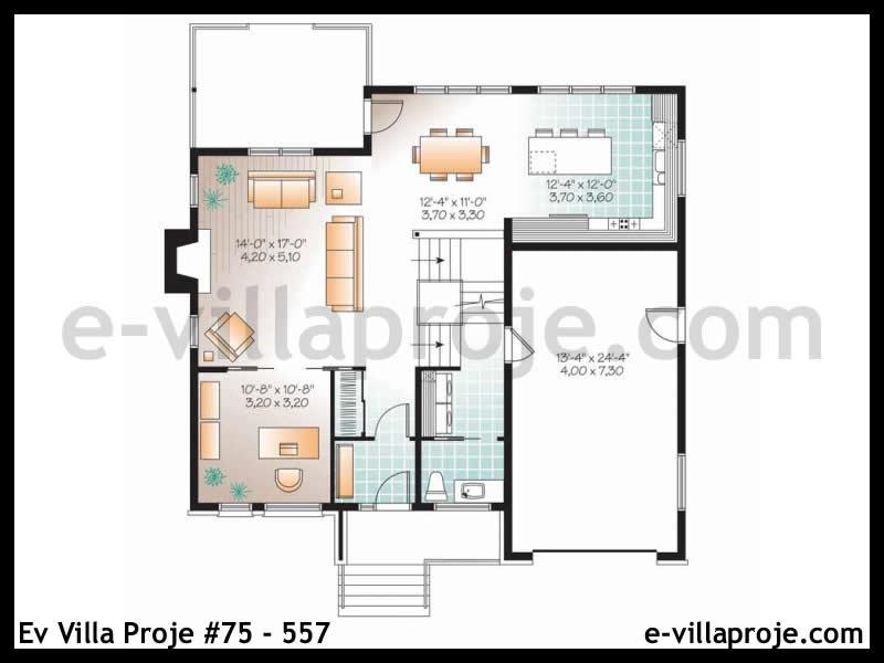 Ev Villa Proje #75 – 557