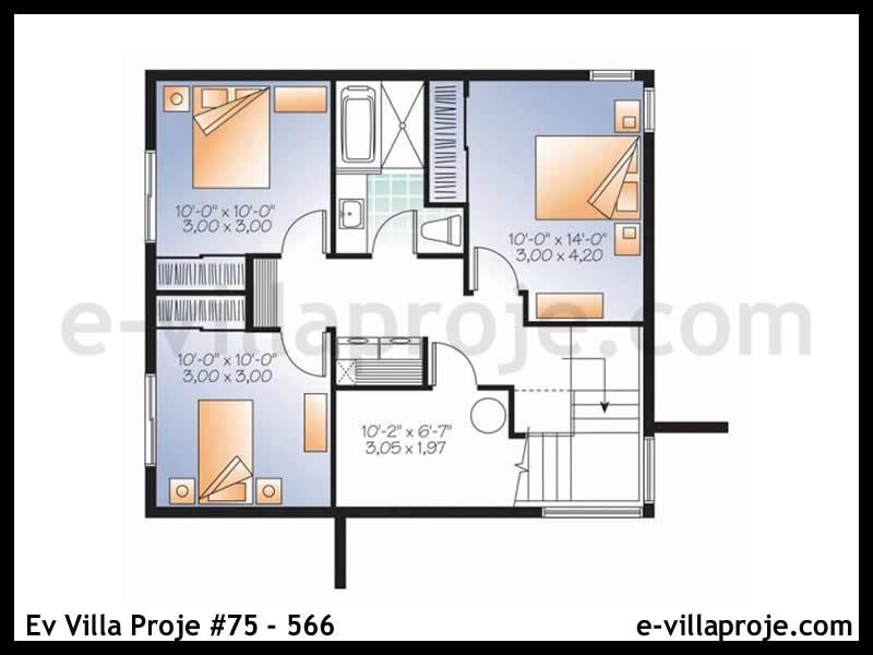 Ev Villa Proje #75 – 566