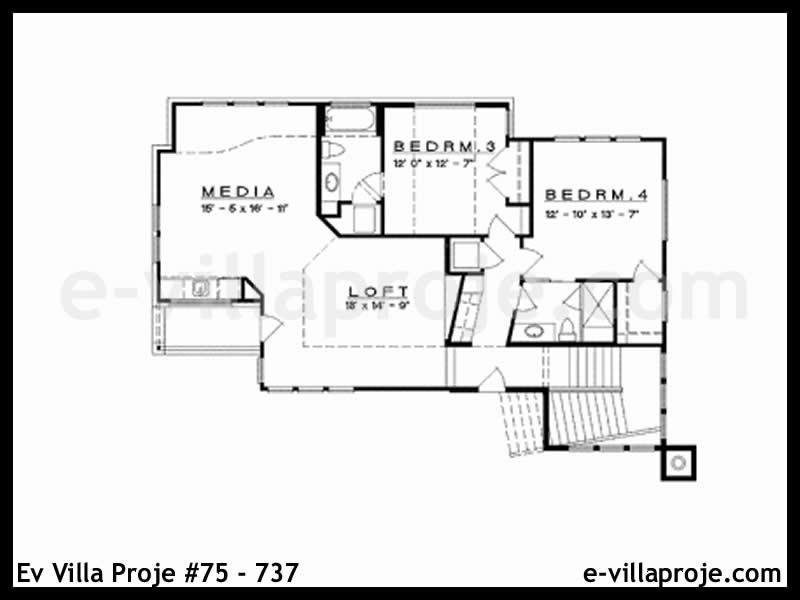 Ev Villa Proje #75 – 737