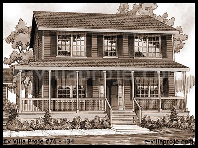 Ev Villa Proje #76 – 134