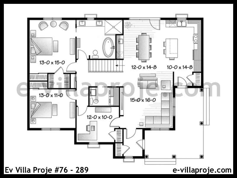 Ev Villa Proje #76 – 289