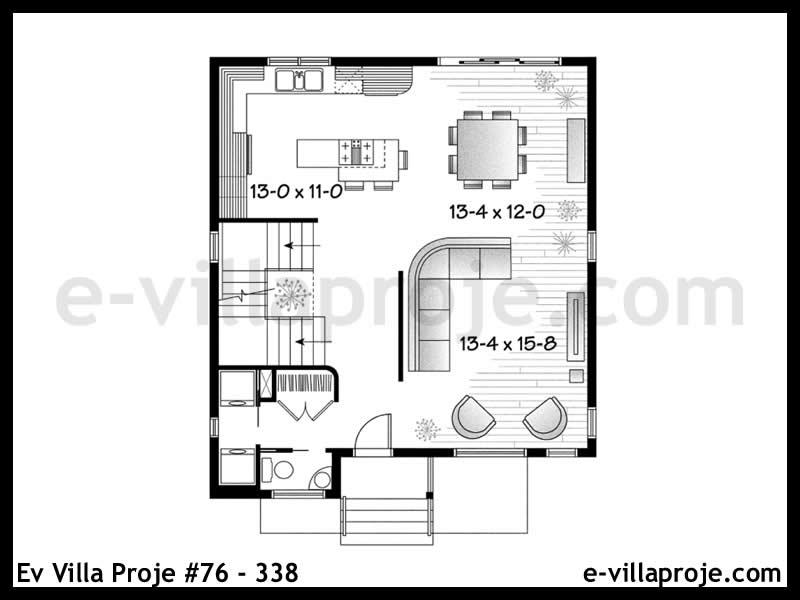 Ev Villa Proje #76 – 338