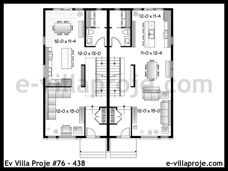 Ev Villa Proje #76 – 438