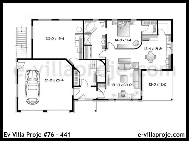 Ev Villa Proje #76 – 441