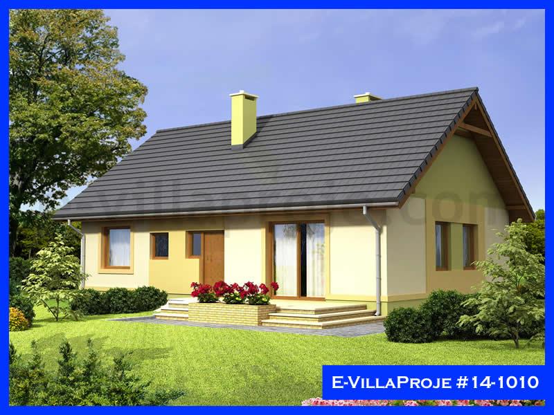 Ev Villa Proje #14 – 1010, 1 katlı, 3 yatak odalı, 116 m2