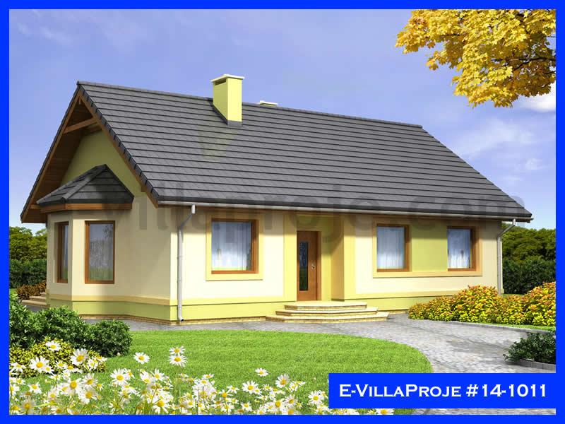 Ev Villa Proje #14 – 1011, 1 katlı, 3 yatak odalı, 132 m2