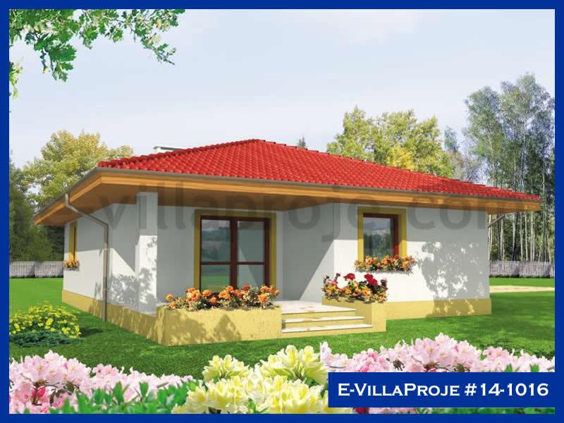 Ev Villa Proje #14 – 1016
