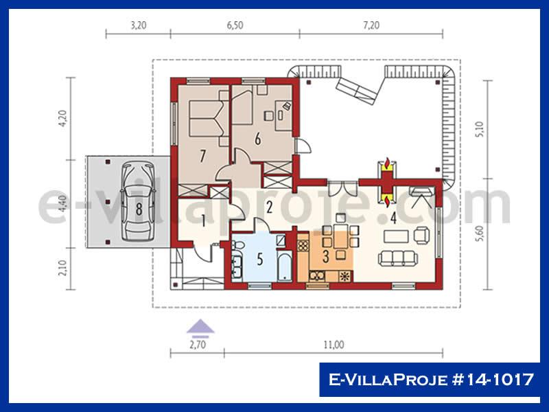 Ev Villa Proje #14 – 1017