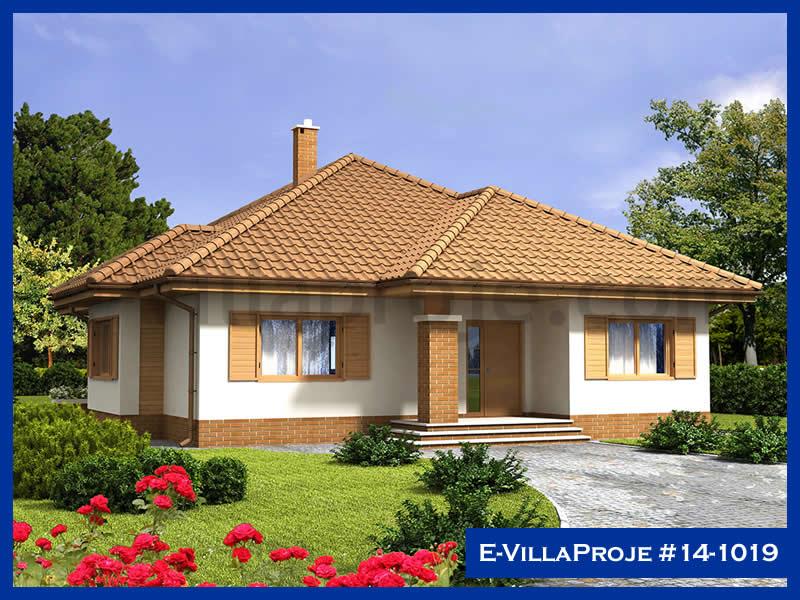 Ev Villa Proje #14 – 1019, 1 katlı, 3 yatak odalı, 150 m2