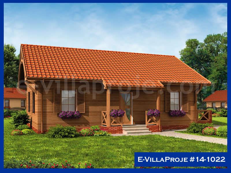 Ev Villa Proje #14 – 1022, 1 katlı, 2 yatak odalı, 96 m2