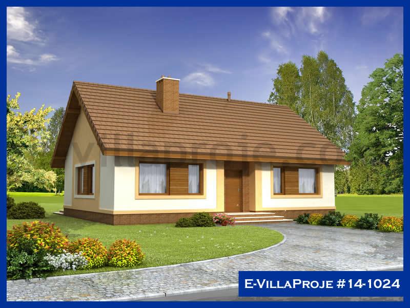 Ev Villa Proje #14 – 1024, 1 katlı, 3 yatak odalı, 118 m2
