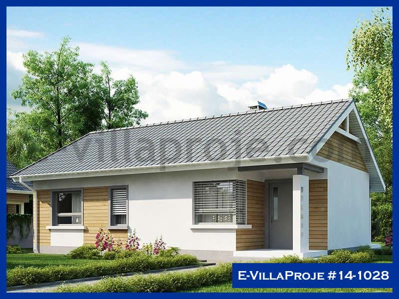 E-VillaProje #14-1028, 1 katlı, 2 yatak odalı, 89 m2