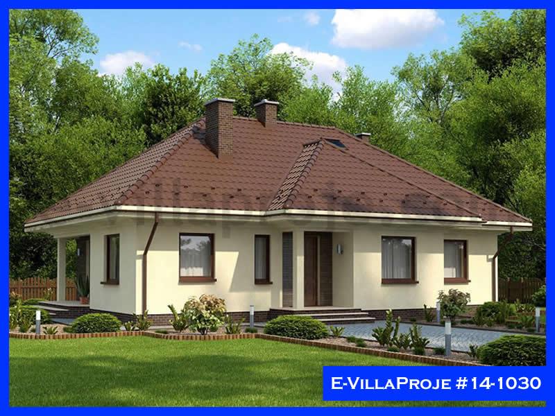 E-VillaProje #14-1030, 1 katlı, 4 yatak odalı, 130 m2