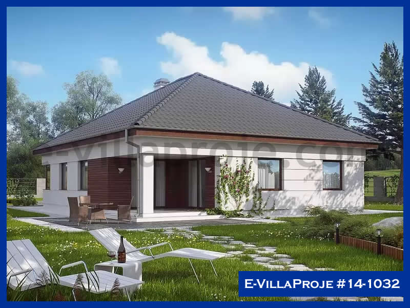 E-VillaProje #14-1032, 1 katlı, 4 yatak odalı, 192 m2