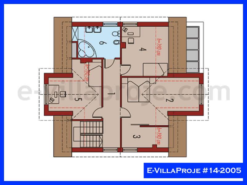Ev Villa Proje #14 – 2005