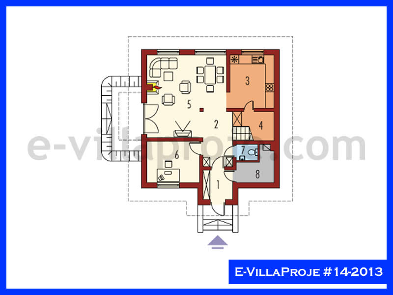 Ev Villa Proje #14 – 2013