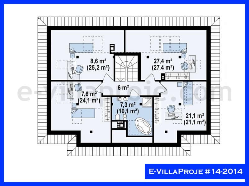 Ev Villa Proje #14 – 2014