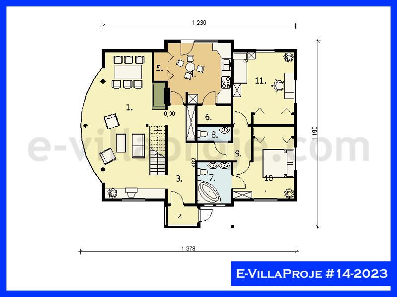 Ev Villa Proje #14 – 2023