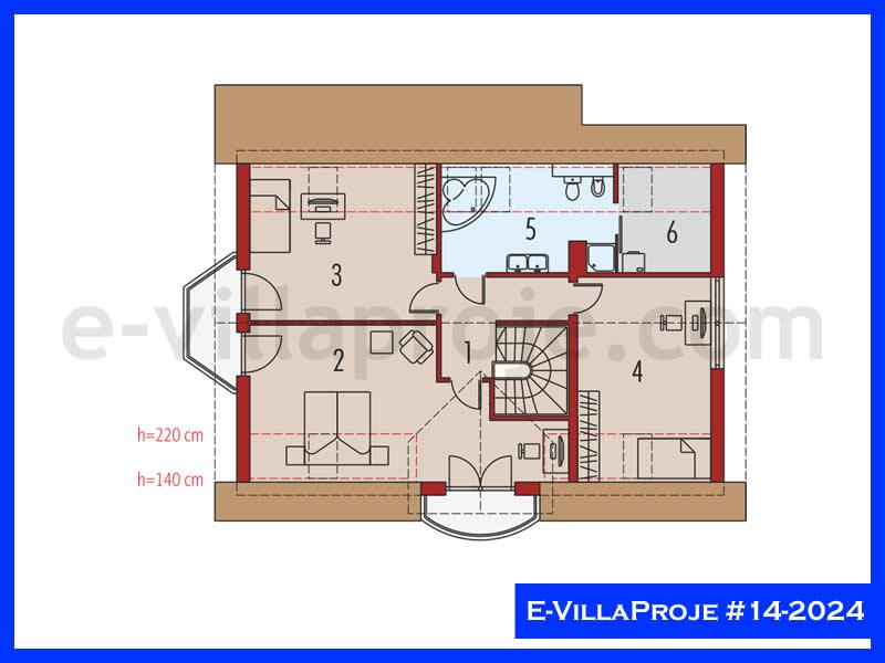 Ev Villa Proje #14 – 2024