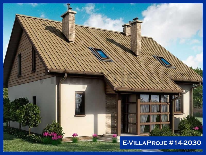 Ev Villa Proje #14 – 2030, 1 katlı, 4 yatak odalı, 194 m2
