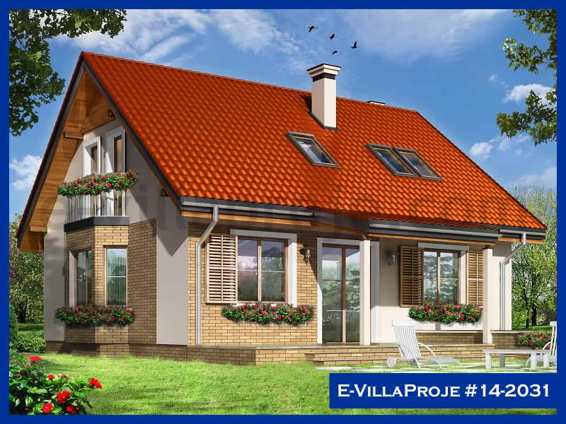 Ev Villa Proje #14 – 2031, 2 katlı, 4 yatak odalı, 192 m2