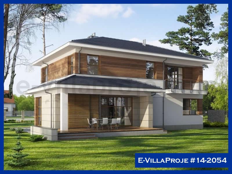 Ev Villa Proje #14 – 2054