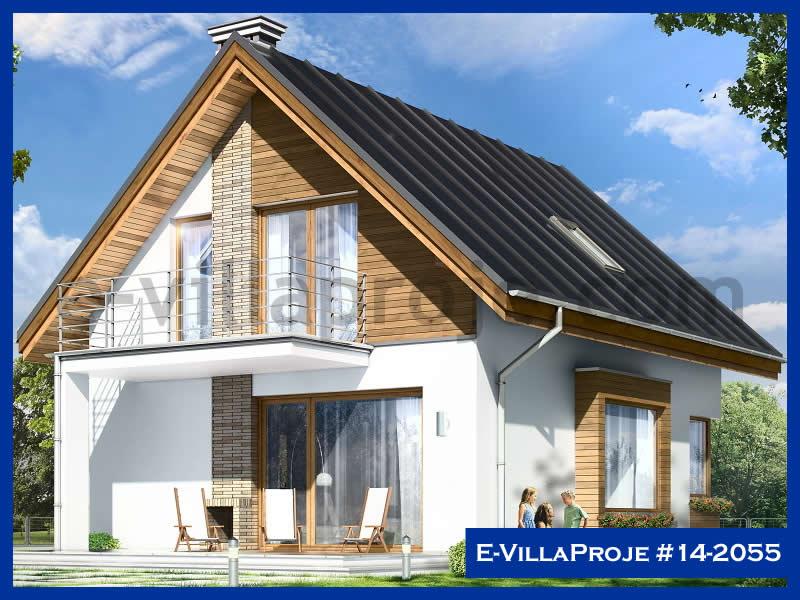 Ev Villa Proje #14 – 2055