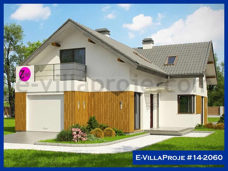E-VillaProje #14-2060, 2 katlı, 3 yatak odalı, 205 m2