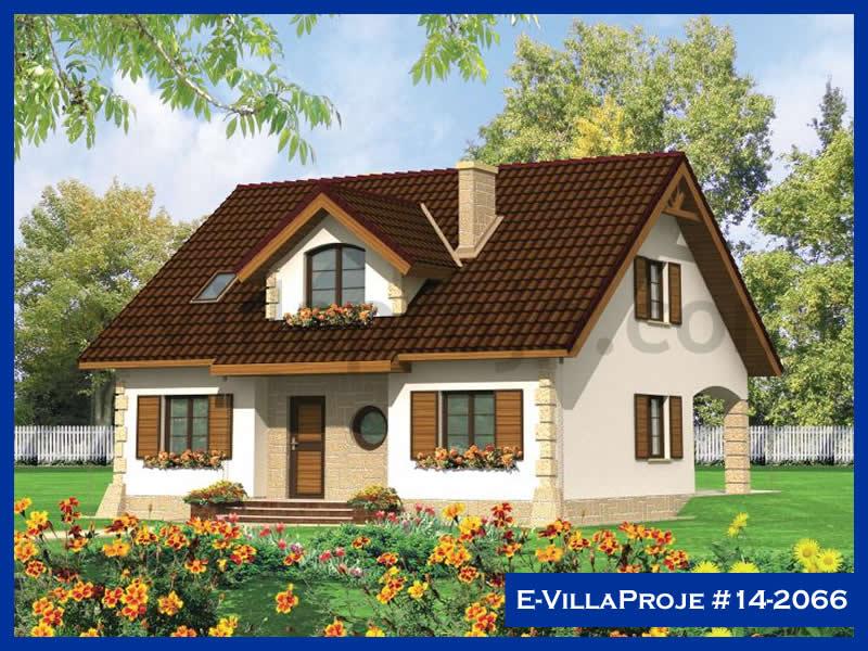 E-VillaProje #14-2066, 2 katlı, 4 yatak odalı, 236 m2