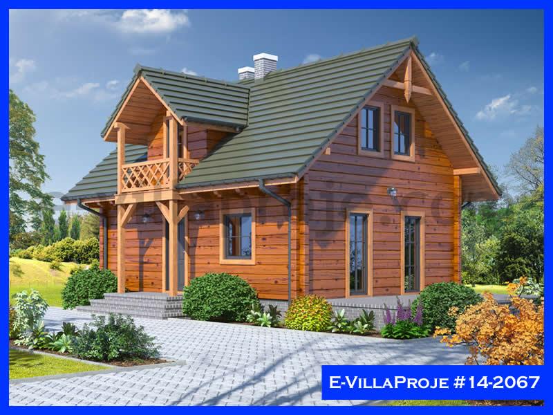 E-VillaProje #14-2067, 2 katlı, 2 yatak odalı, 124 m2