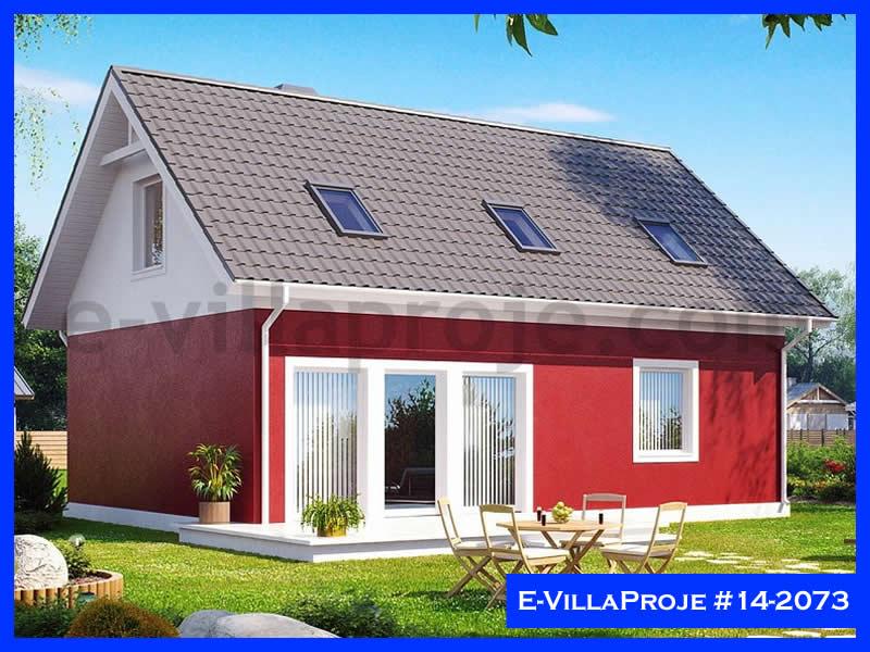E-VillaProje #14-2073, 2 katlı, 3 yatak odalı, 154 m2
