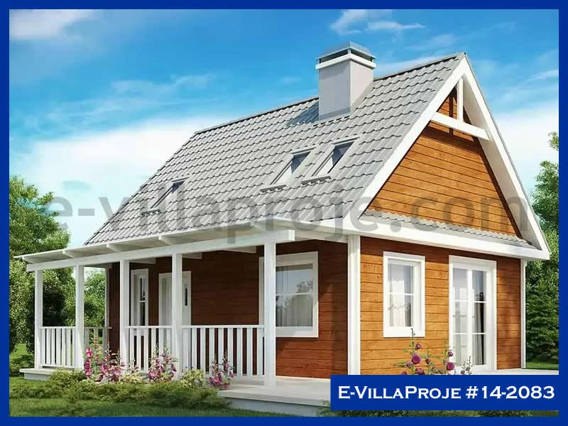 E-VillaProje #14-2083, 2 katlı, 3 yatak odalı, 112 m2