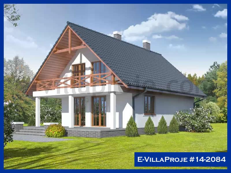 E-VillaProje #14-2084, 2 katlı, 3 yatak odalı, 152 m2