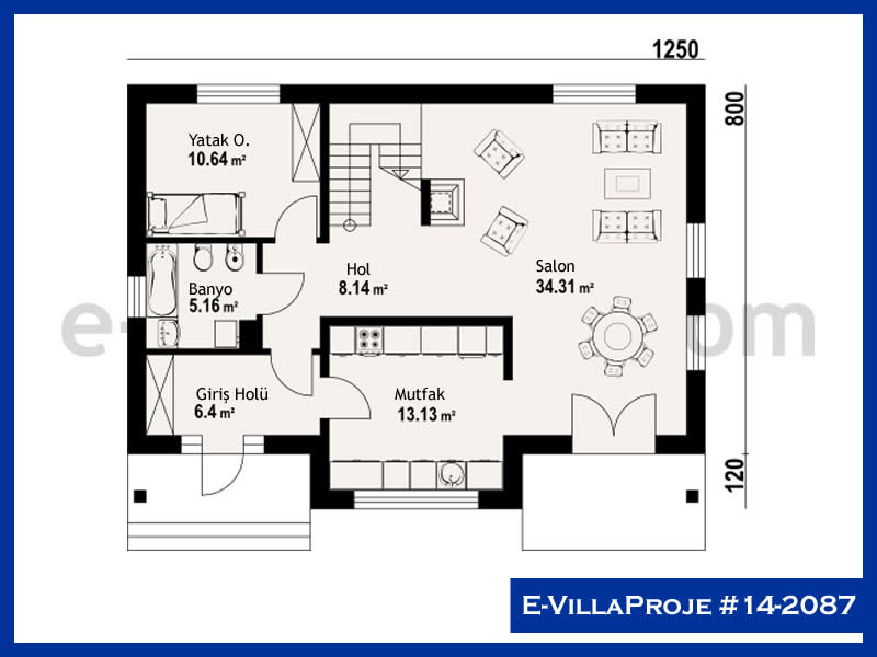 E-VillaProje #14-2087